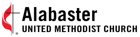 First United Methodist Church Alabaster Logo